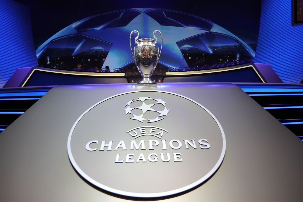 Champion league cup