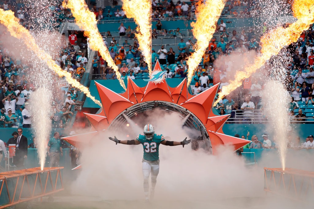 Miami Dolphins- sport betting