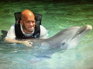 Harry Gagnon Dolphin Picture