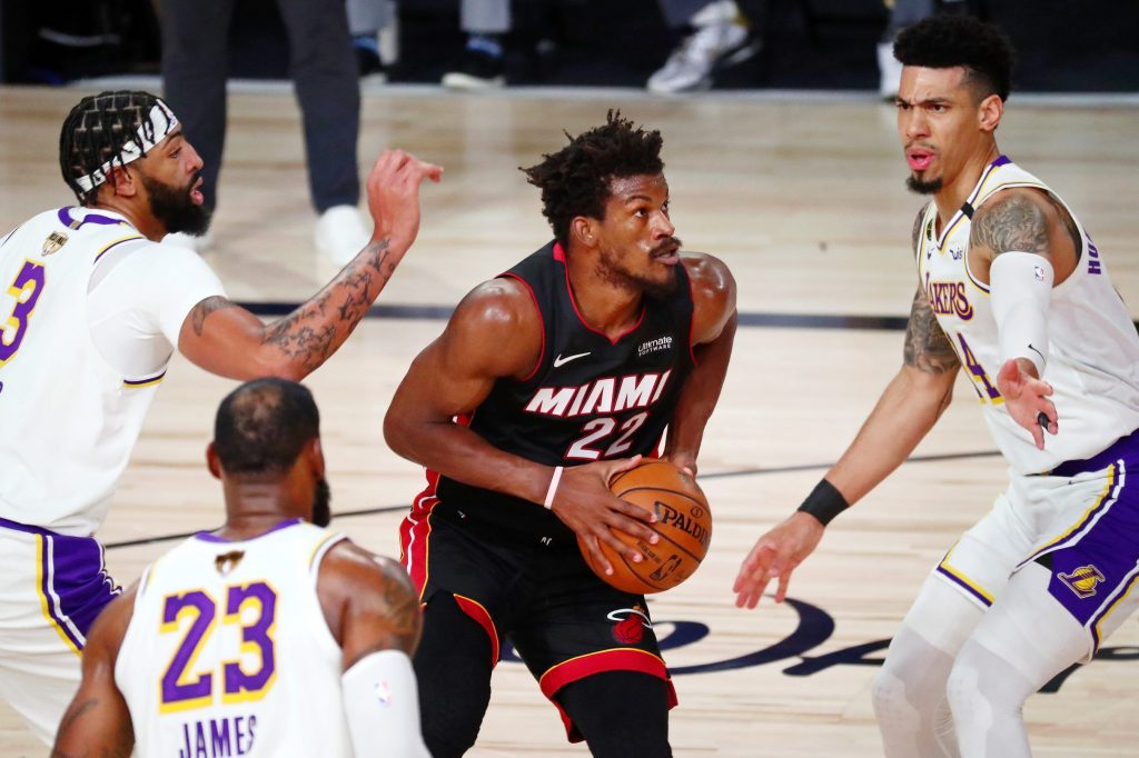 Miami Heat vs. Los Angeles Lakers